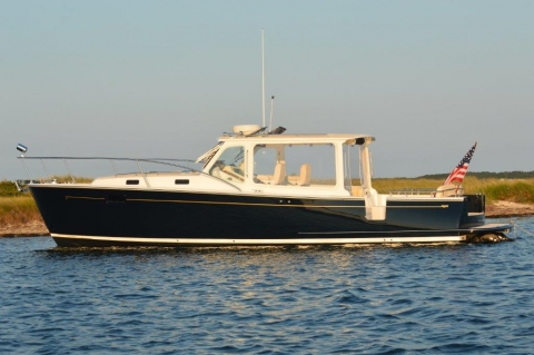 2013 MJM Yachts 2013 MJM 36 Downeast