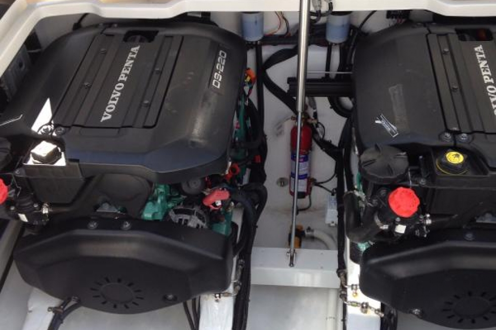 Volvo D3 220 Hp Engines