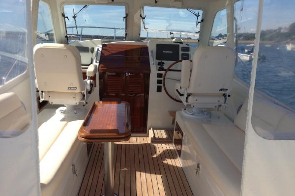 2008 MJM Yachts 34z Downeast