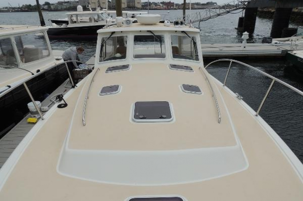 2012 MJM Yachts 40z Downeast