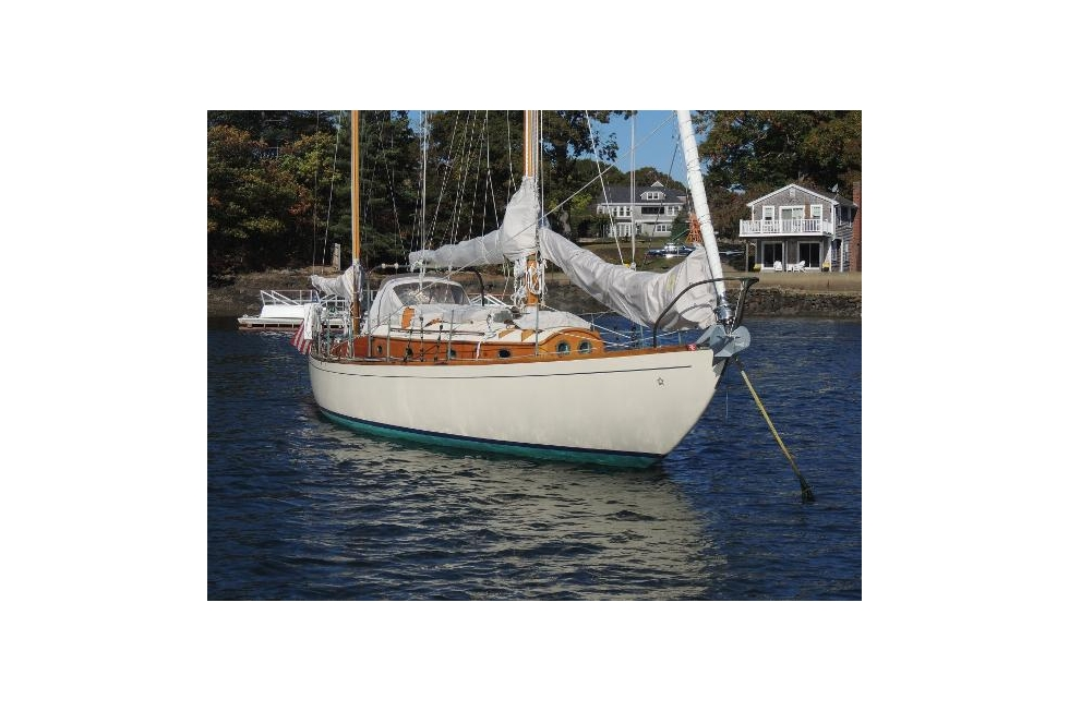 1956 Concordia Fractional Rig Yawl Boats for Sale - East Coast Yacht