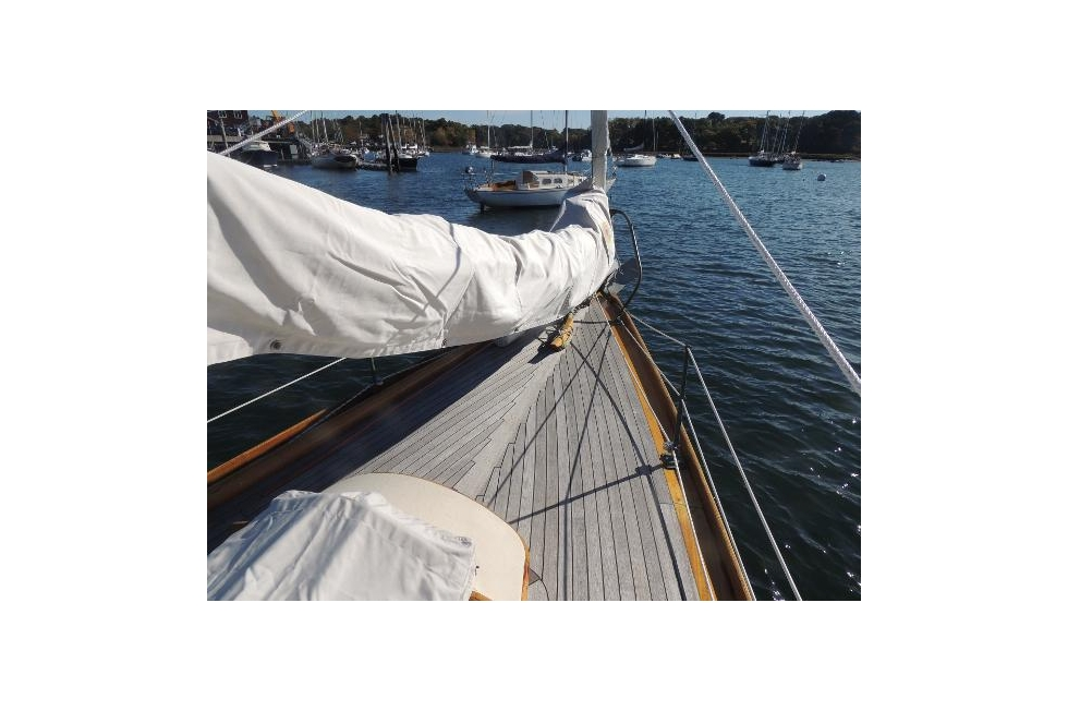 1956 Concordia Fractional Rig Yawl Boats for Sale - East