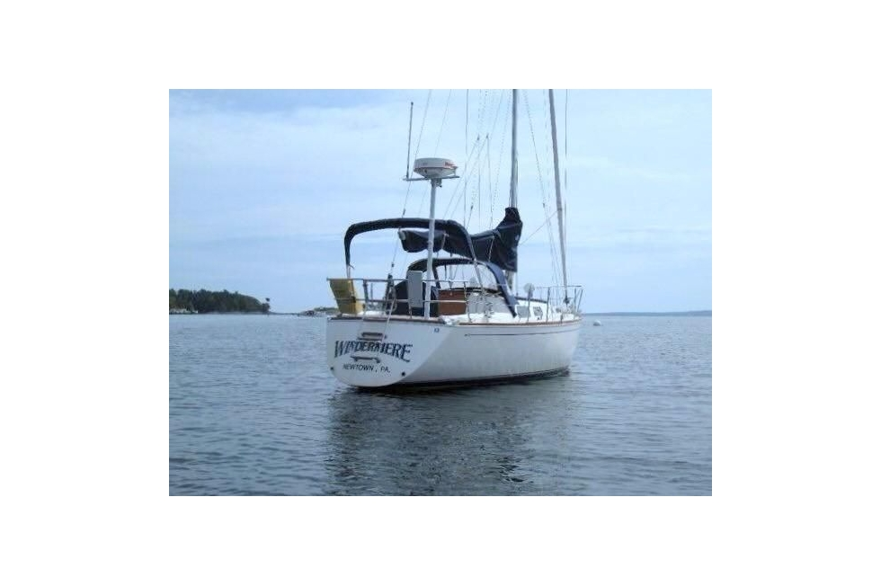 1989 Sabre Yachts 34 Mark II CB Boats for Sale - East Coast Yacht Sales