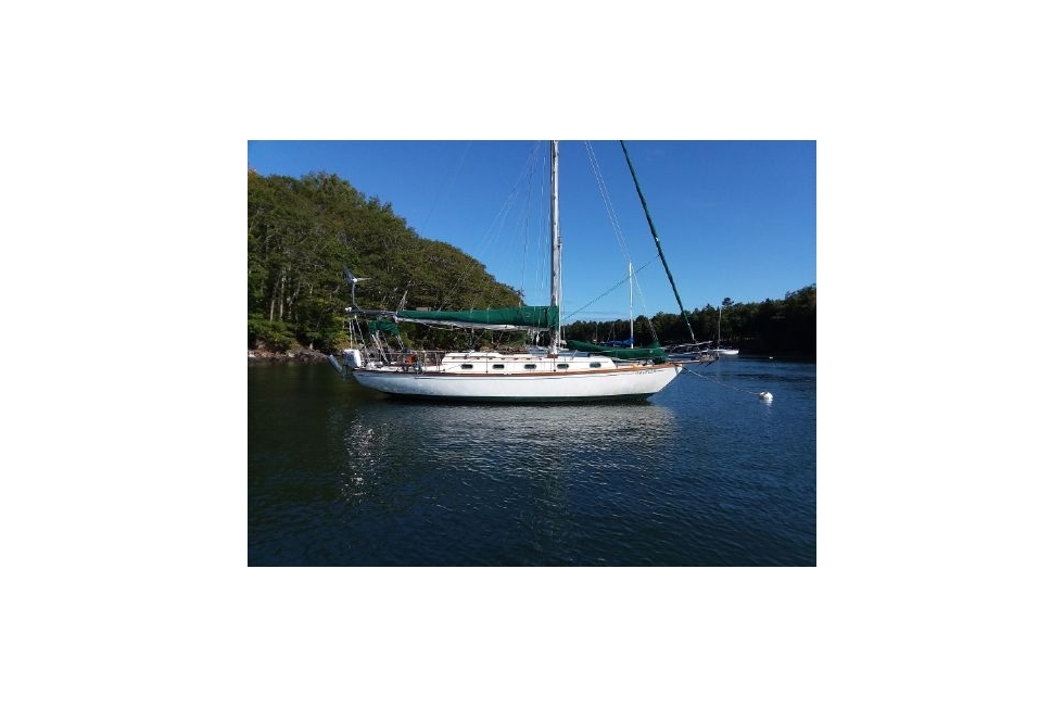 1986 Cape Dory Cape Dory 36 Boats for Sale - East Coast