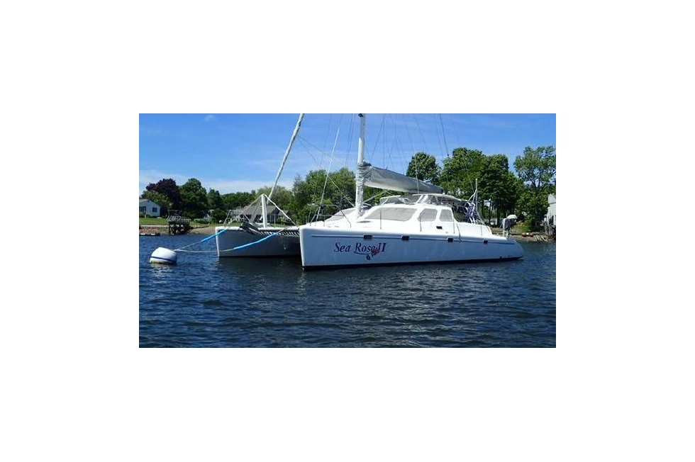 1997 Voyage Yachts Norseman 430 Boats for Sale - East Coast
