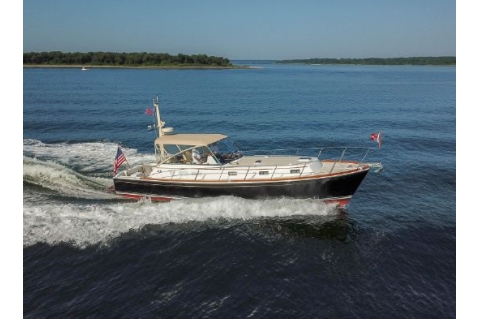 2000 Grand Banks Eastbay 43 EX