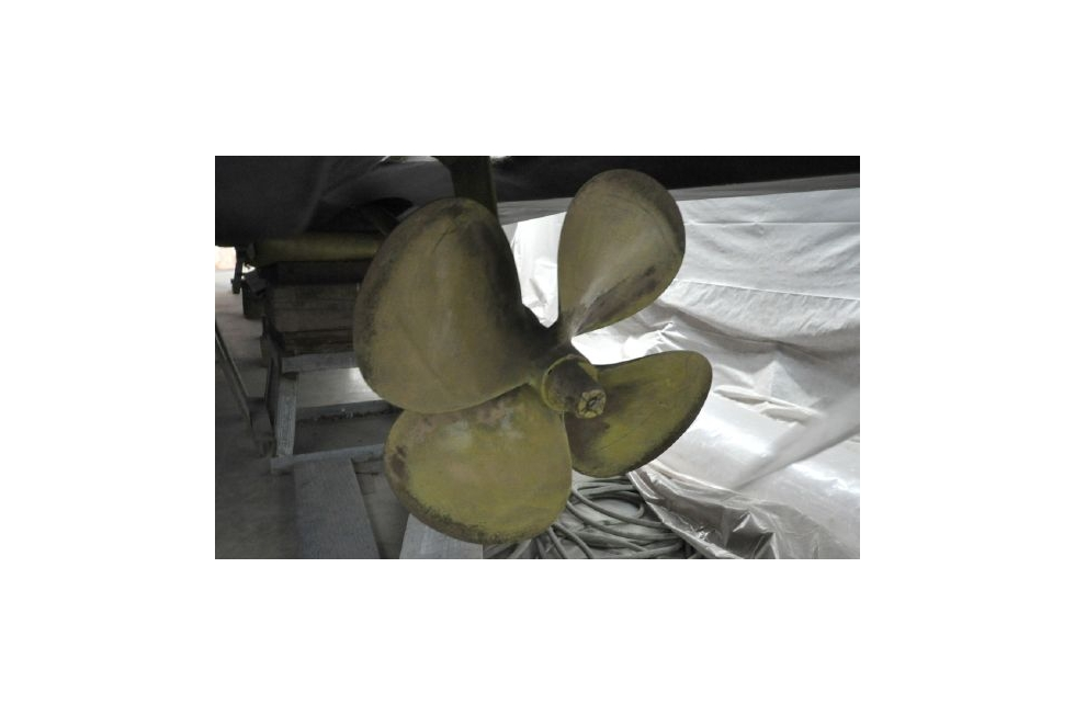 Horizon 52PC - Far Niente - Starboard Propeller